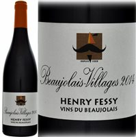 Henry Fessy Beaujolais- Villages 2014