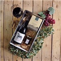 Local Gourmet South African Red Wine Gift Hamper