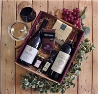 Local Gourmet Classic French Wine Gift Hamper