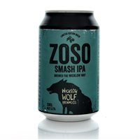 Wicklow Wolf Brewing Co Zoso Smash IPA