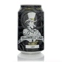 Yellowbelly Lager 330ml