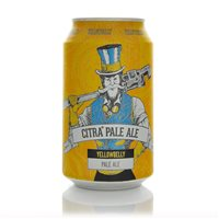 Yellowbelly Citra Pale Ale 330ml