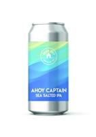 Beer Hut Brewing Company Ahoy Captain Irish Sea Salted IPA