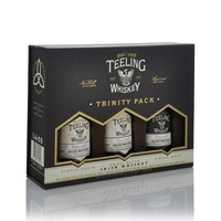 Teeling Whiskey Company 3 x 50ml Trinity Pack