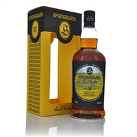 Springbank Local Barley 10 Year Old Cask Strength 57.3% ABV