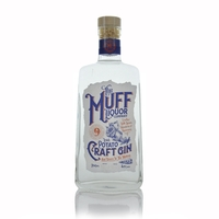 The Muff Liquor Company Irish Potato Craft Gin 700ml