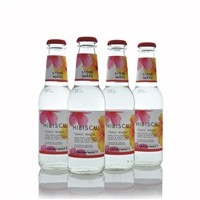 Lamb & Watt Hibiscus Tonic Water 4 Pack
