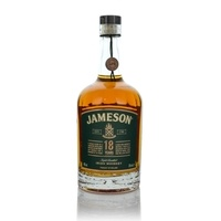 Jameson 18 Year Old Blended Irish Whiskey 2018 Release 70cl