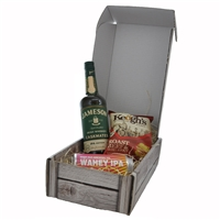 KWM Create's Father's Day Whiskey Gift Hamper