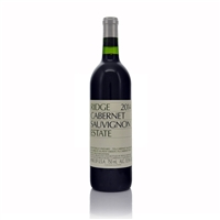 Ridge Estate Cabernet Sauvignon 2014