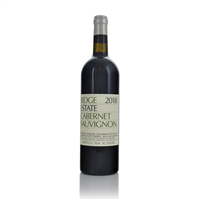 Ridge Estate Cabernet Sauvignon 2016