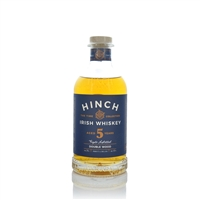 Hinch Distillery Co 5 Year Old Double Wood 700ml