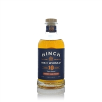 Hinch Distillery Co 10 Year Old Sherry Cask Finish 700ml