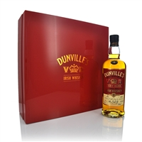 Dunvilles 18 Year old Single Malt With Rare Port Mourant Demerara Rum Cask Finish