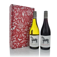 Percheron 2 Bottle Christmas Gift Set