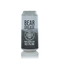 Mourne Mountains Brewery Bear Grease 7.0% Double Oatmeal Stout
