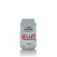 Helles Lager 4.2% ABV by Whitewater Brewery