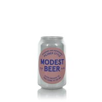 Modest Beer Good Enough To Take Home To Yer Ma Pilsner 4.5% ABV