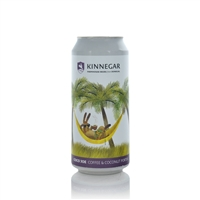 Kinnegar Brewing Coco Joe Coffee & Coconut Porter 5% ABV