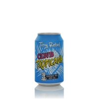 Tiny Rebel Brewing CLWB Tropicana Tropical IPA 5.5% ABV