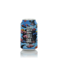 Full Sail IPA 5.8% ABV 330ml by Galway Bay Brewery