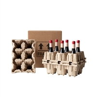 6 Bottle Box by Eco Protection