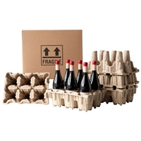 12 Bottle Box by Eco Protection