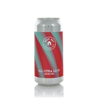 Beer Hut Brewing Company All Citra Lo-Fi Micro IPA  3% ABV