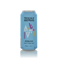 Trouble Brewing Ambush Juicy Pale Ale 5% ABV