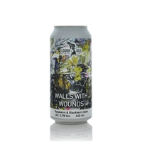 Lough Gill Brewing Company Walls With Wounds Raspberry & Blackberry Gose 3.2% ABV