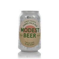 Almost Tropical Sabro Pale Ale 4.2% 330ml  by Modest Beer