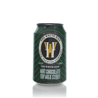 White Hag The White Sow Mint Chocolate Stout 5.2% ABV
