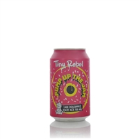 Tiny Rebel Brewing Pump Up The Jam Doughnut Pale Ale 5% ABV