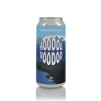 Twisted Wheel Brew Co. Hoodoo Voodoo IPA 6.5% ABV
