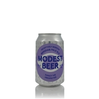 Expect The Unexpected Meridian Pale Ale 4.2% ABV by Modest Beer