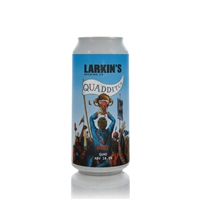 Larkin's Brewing Co. Quadditch Big Belgian Quad 10.5%