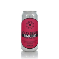 Solo Series Simcoe IPA 6.0% ABV by Beer Hut Brewing Company