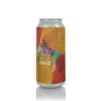 D6+2 DIPA 8.0% ABV by Boundary