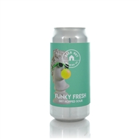 Beer Hut Brewing Company Funky Fresh Dry Hopped Sour 5.0% ABV