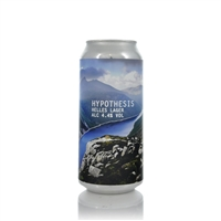 Mourne Mountains Brewery Hypothesis Helles Lager 4.4% ABV