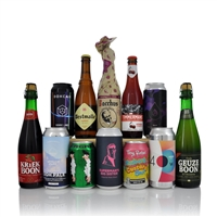 Hand Picked 12 Pack European Craft Beer Taster Case