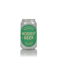 Modest Beer Mellow and Harmonious Table Pale Ale 3% ABV