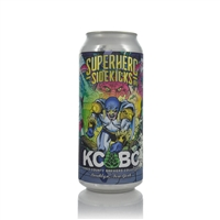 KCBC Superhero Sidekicks IPA 6.9% ABV