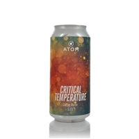 Critical Temperature Coffee Porter 5.5.% ABV by Atom