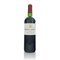 Chateau Anthonic Cru Bourgeois Moulis-en-medoc 2007
