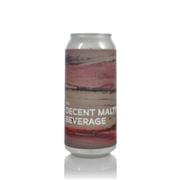 Boundary Decent Malty Beverage DIPA 8% ABV