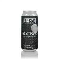Lineman  Astral Grains Foreign Export Stout 7.2% ABV