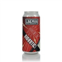 Lineman  Gigantic Imperial Stout 10.4% ABV