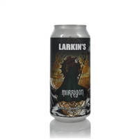 Larkin's Brewing Co. Morrigan Imperial Barrel Aged Bourbon Stout 11% ABV