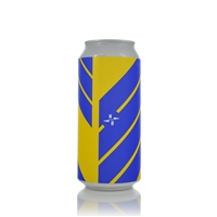 X Square Ball Leeds United California Pale Ale 4.5 % ABV BBD 01/04/2021 by North Brewing Co.
